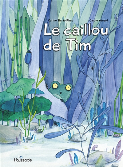 caillou tim