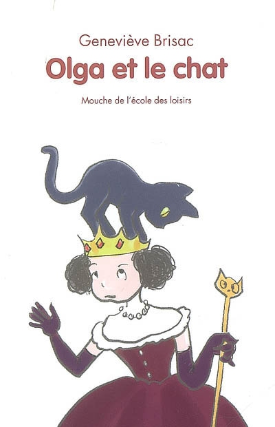 olga et son chat - brisac