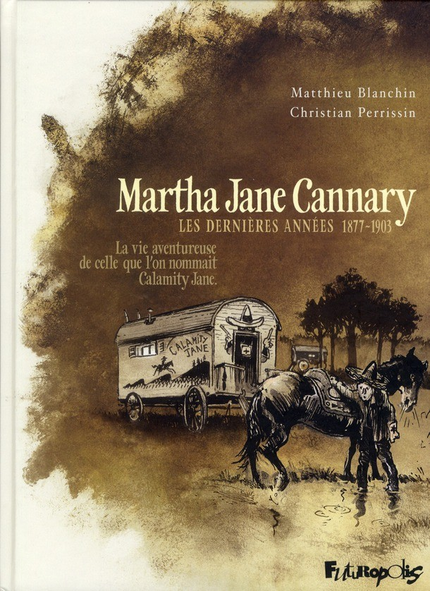 martha jane cannary