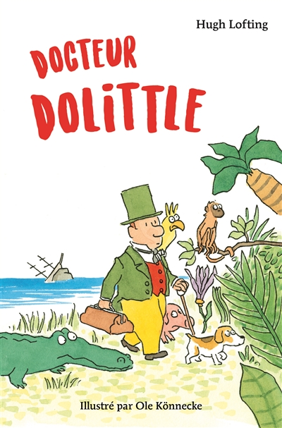 docteur dolittle - lofting